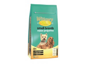 WILLOWY GOLD Dog Small breed Adult 30/14  3kg