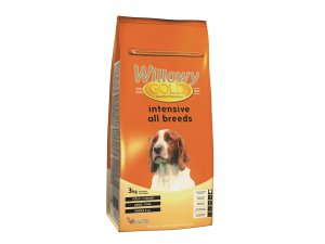 WILLOWY GOLD Dog High Activity 32/21 3kg
