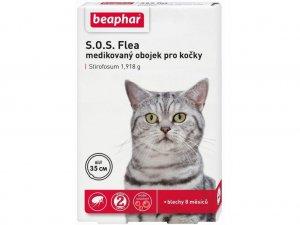 Beaphar ANTI. obojek  Kočka S.O.S.
