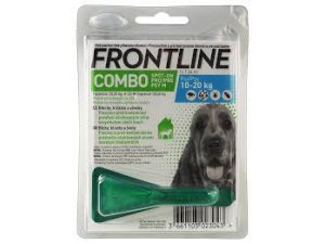 Frontline COMBO Spot-on Dog M 1x1,34ml (10-20kg)
