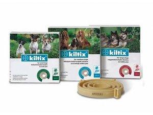 KILTIX 70cm Antiparazitní obojek pro velká plemena psů