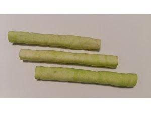 Zelená rolovaná tyč 25x3cm (10/100) *