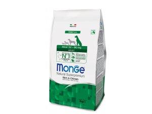 MONGE Dog Maxi Adult Kuře, rýže 27/12,5 15kg - chovatelské balení - monge_new_cane_secco_maxi_adult 3kg.jpg
