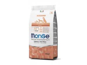 MONGE Dog Losos, rýže 25/14  15kg - chovatelské balení - monge_cane_secco_all_breeds_adult_salmone_e_riso.jpg