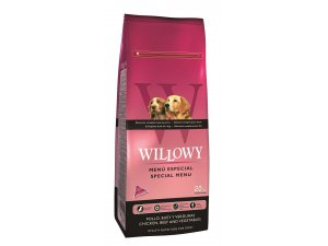WILLOWY Dog Special Menu 24/10 20 kg