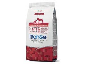 MONGE DOG Mini Starter Kuře, rýže 32/22 15 kg - chovatelské balení - _mini_starter.jpg