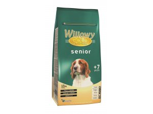 WILLOWY GOLD Dog Senior 15kg