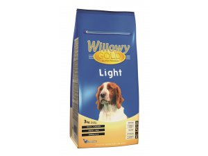 WILLOWY GOLD Dog Light  3kg