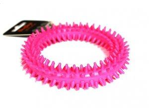 Kruh dentální růžový - TPR 11.5cm