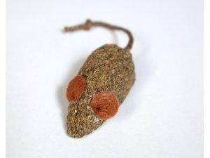 kočky - Šantová myška 5cm