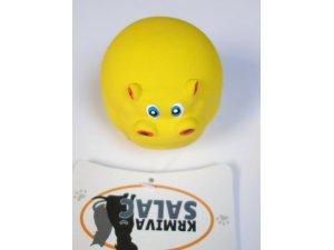 Hroch míček  pískací - LATEX 7 cm (200/1)