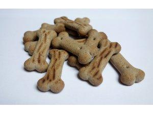 Sušenky kostičky hovězí 5 cm  1kg