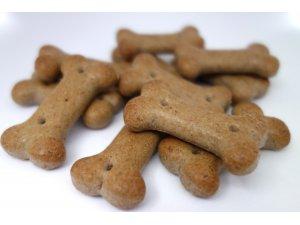 Sušenky kostičky hovězí 5 cm  500g