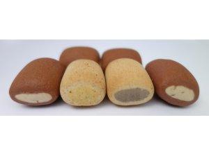 Sušenky trubičky plněné MIX 2cm  1kg