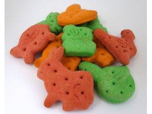 Sušenky zvířátka  4,5cm  500g