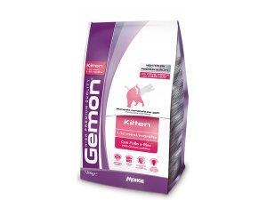 GEMON Cat Kitten kuře/rýže 1,5kg