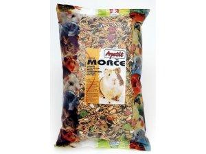 Apetit Morče - základní krmná směs  800g (6ks/bal.)