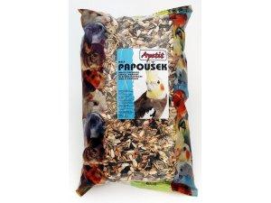 Apetit Malý papoušek - základní krmná směs 800g (6ks/bal.)