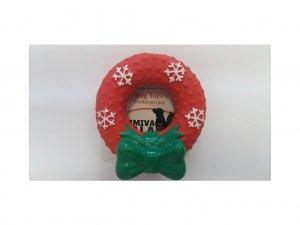 Vánoční věneček  pískací - LATEX