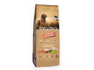 WILLOWY NATURE Dog Salmon & Rice  3kg