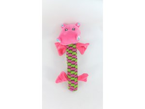Přetahovadlo HROCH - růžový 26 cm