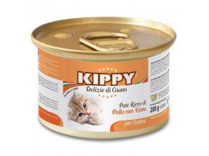 KIPPY Cat Kitten formula 200g/24kart.