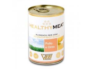 HEALTHY MEAT Dog kuře & ječmen  400g/24kart.