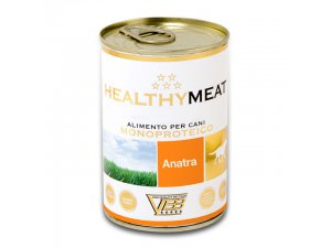 HEALTHY MEAT Dog kachna 400g/24kart.