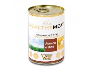 HEALTHY MEAT Dog jehně & rýže 400g/24kart.