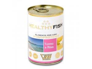 HEALTHY MEAT  Dog tuňák & rýže 400g/24kart.