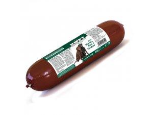 KIPPY Dog salám hovězí/rýže/zelenina 800g/12kart.