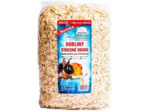 Podestýlka hoblinová-středně hrubá 1000g/40l (bal.8ks)